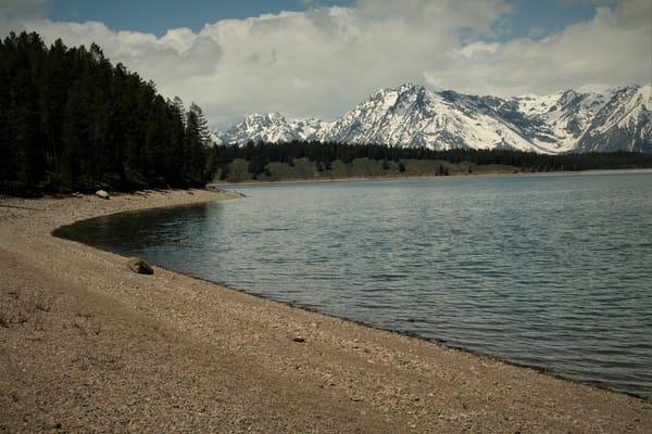 Yellowstone Lake Art | DocSaundersPhotography