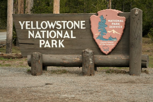 Yellowstone National Park Art | DocSaundersPhotography