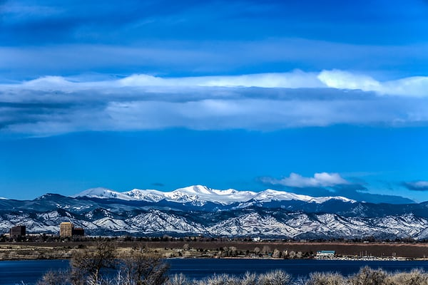 Mt Evans, Co Photography Art | Creighton Images