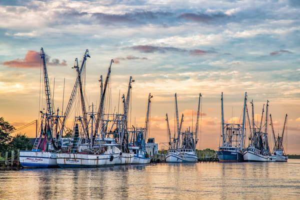 The Darien Fleet