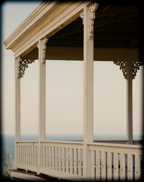 Spring House Porch Photography Art   David Frank Photography