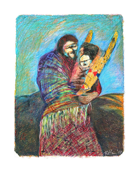 Cheyenne Woman Art | JackieRobbinsStudio