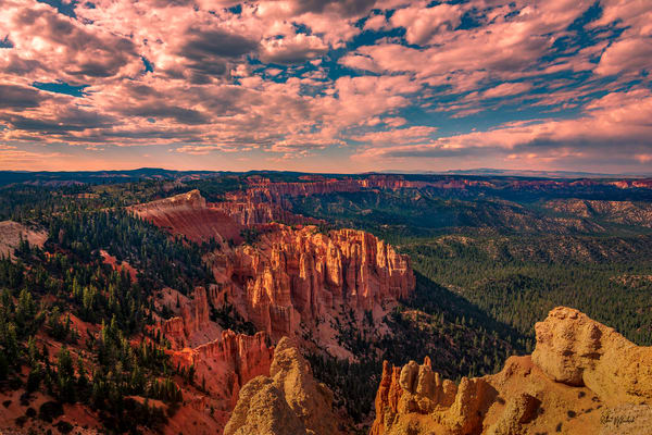 Hoodoo Afternoon Bryce Canyon Photography Art | McKendrick Photography