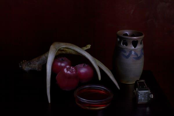 A Fine Art Photograph of Stolen Apples by Michael Pucciarelli