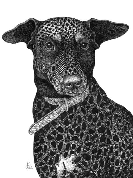 "Allie Art | Kristin Moger ""Seriously Fun Art"""