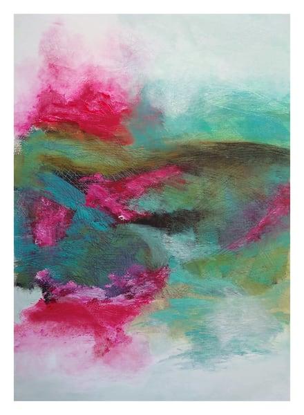 Storm Water Rush - Original Abstract Painting | Cynthia Coldren Fine Art