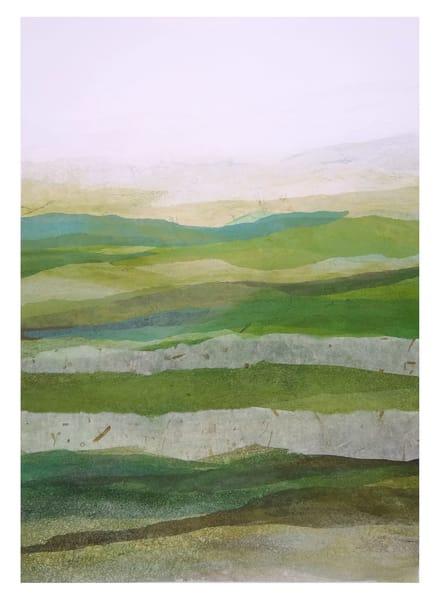 Prairie Spring - Original Abstract Painting | Cynthia Coldren Fine Art