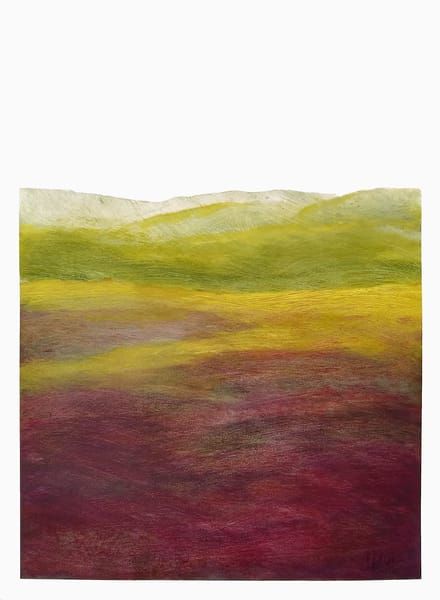 East Meadow - Original Abstract Painting | Cynthia Coldren Fine Art