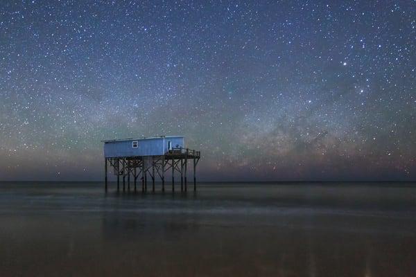 Beach House in the Stars