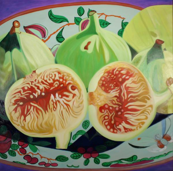 Green Figs Art | Digital Arts Studio / Fine Art Marketplace