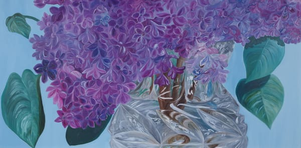 Lilacs In Waterford Art | Digital Arts Studio / Fine Art Marketplace