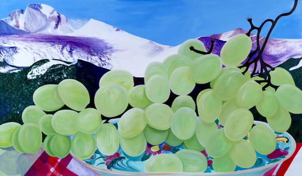 Grapes In The Rockies Art | Digital Arts Studio / Fine Art Marketplace