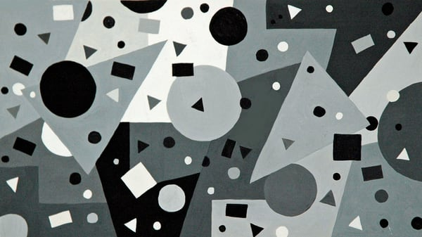 Shades Of Gray Art | Sharon Bacal - Fine Art