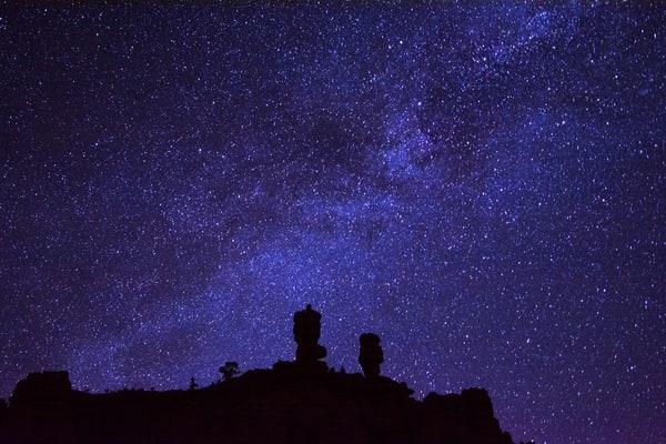 Silence Among The Stars Photography Art | Call of the Mountains Photography