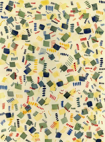 Symphony In Greens Art | Sharon Bacal - Fine Art