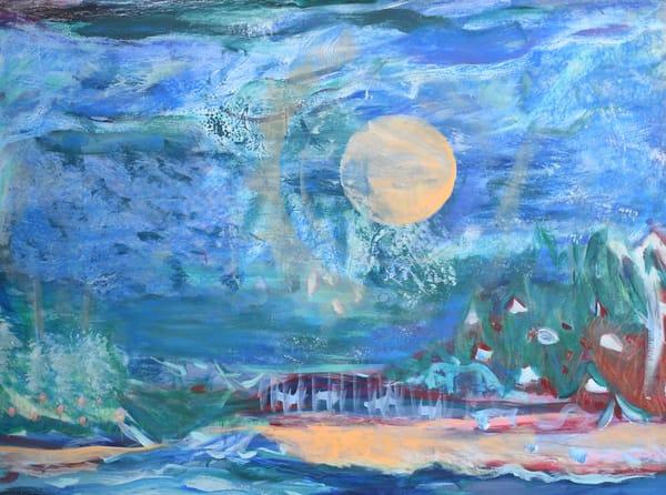 Moon Festival Art | All Together Art, Inc Jane Runyeon Works of Art