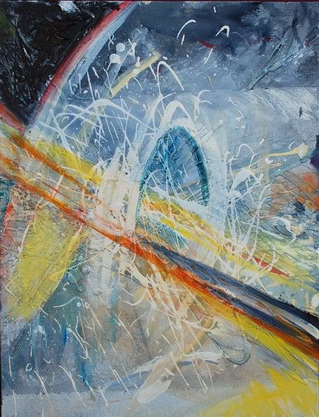 Quasar  J134 Art | All Together Art, Inc Jane Runyeon Works of Art