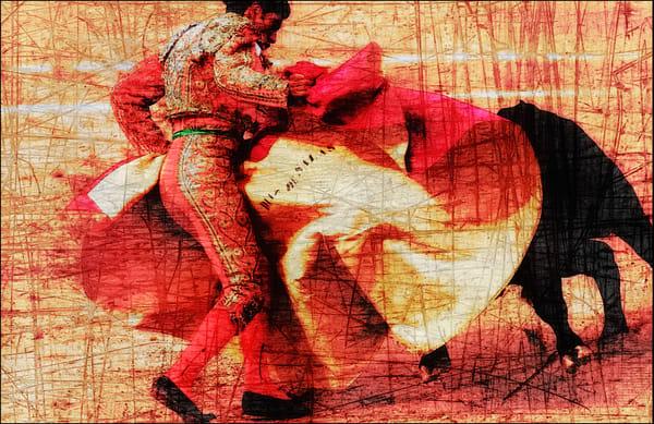 San Miguel, Bullfight, #1