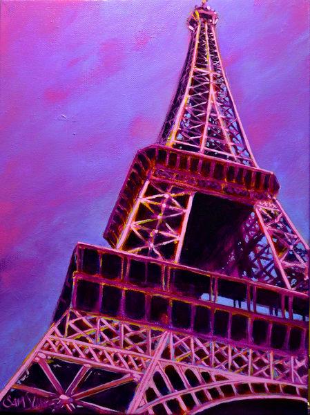 Eiffel Art | samvance