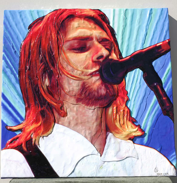 Kurt (All Photos) Art | Rock Kandy