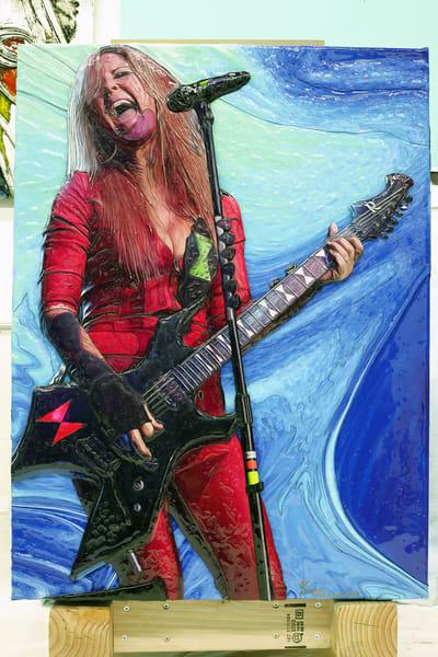 The Black Widow (All Photos) Art | Rock Kandy