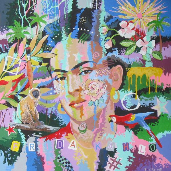 Frida Art | terrycrump