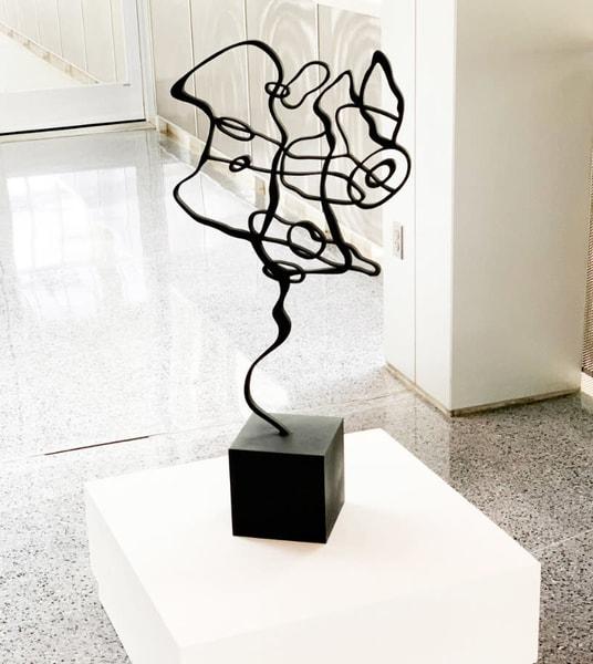Water's Edge Sculpture Art | juliesiracusa