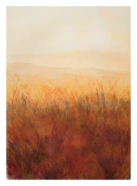 Morning Hills - Original Abstract Painting | Cynthia Coldren Fine Art