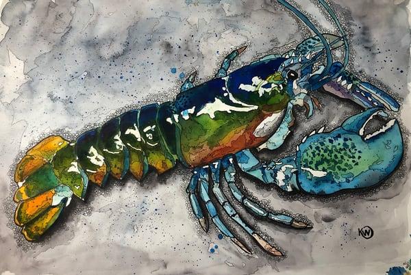 Proud Larry Art | Water+Ink Studios