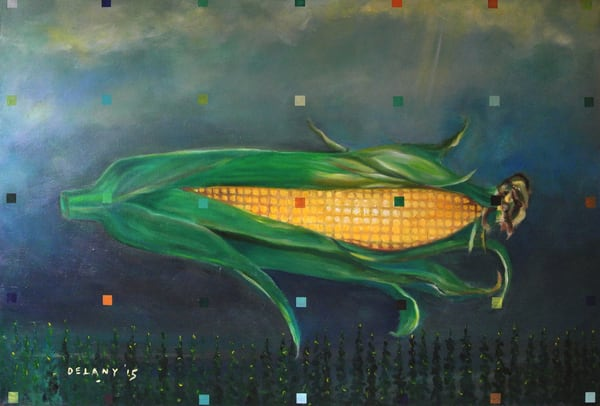 """Corn,"" Limited Edition"