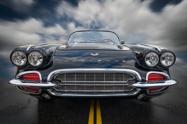 Corvette -  Aim to Misbehave