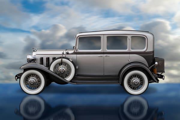Chevrolet Sedan 1931