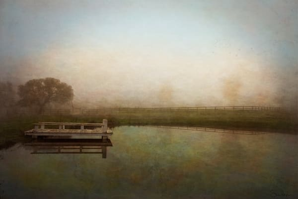 The Pond Art | Sondra Wampler | fine art