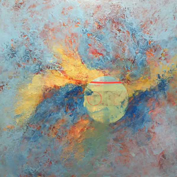 Surrender Art | mariannehornbucklefineart