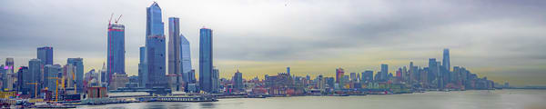 Hudson River/ Hudson Yards Photography Art   Cid Roberts Photography LLC