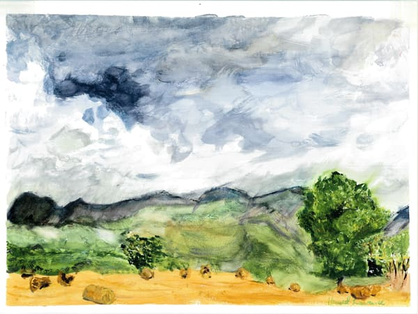 Distant Afternoon Art | Howard Lawrence Fine Art