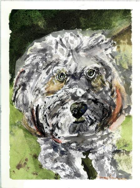 Mr. Dog Art   Howard Lawrence Fine Art