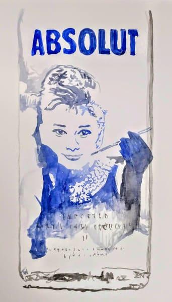 Absolut Audrey Art | timwelchfineart