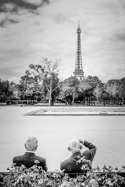 Eiffel Glare