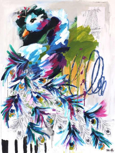 A New Beginning Art | ashalmonte