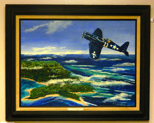 Air Recon Art | John Simonis Art Gallery
