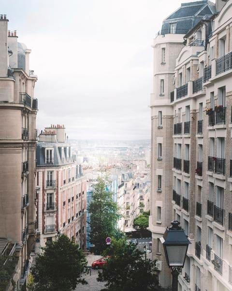 18th Arrondissement Photography Art | AngsanaSeeds Photography