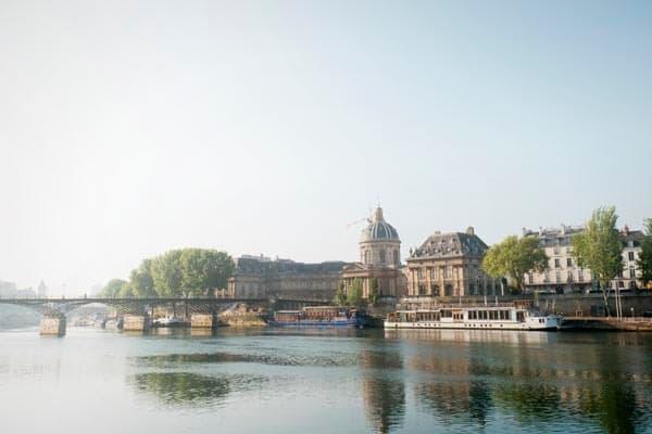 On The River Seine Art | AngsanaSeeds Photography