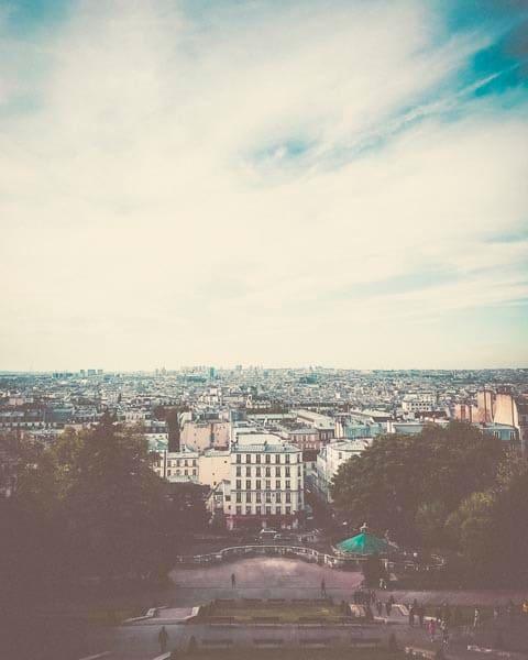 Montmartre Photography Art | AngsanaSeeds Photography