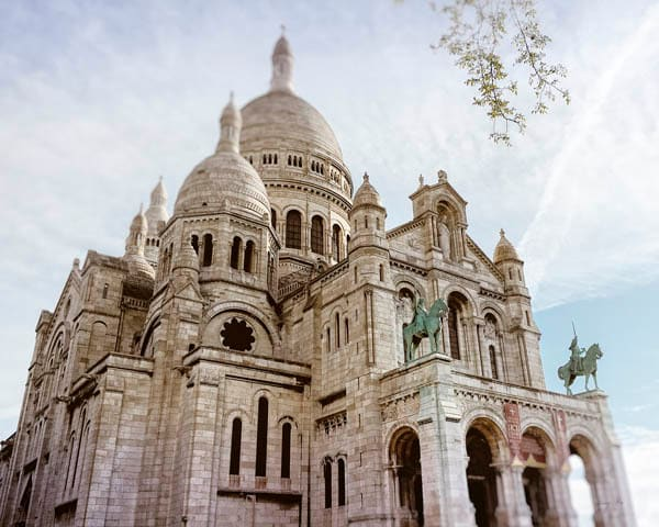 Sacrd Coeur image for sale as fine art photograph by Ivy Ho