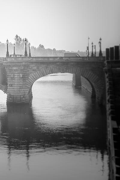 On The Bridge Photography Art | AngsanaSeeds Photography