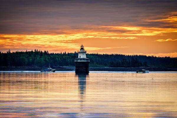 Morning in Lubec Channel | Shop Photography by Rick Berk