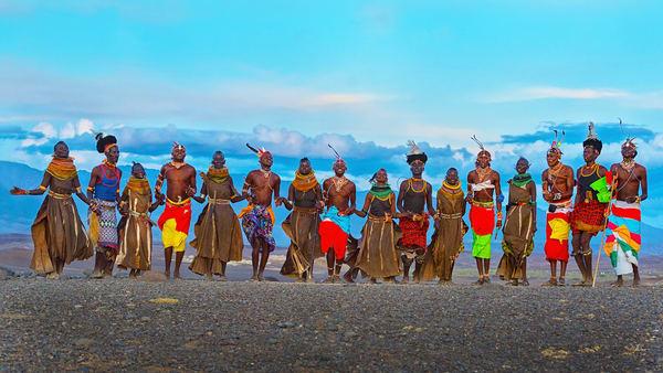 Tribal Unity Photography Art | nancyney