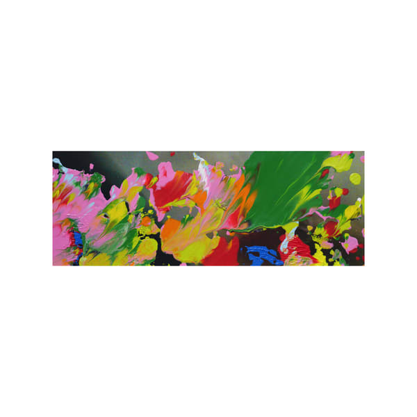 Night Flowers Dance Art   Maciek Peter Kozlowski Art
