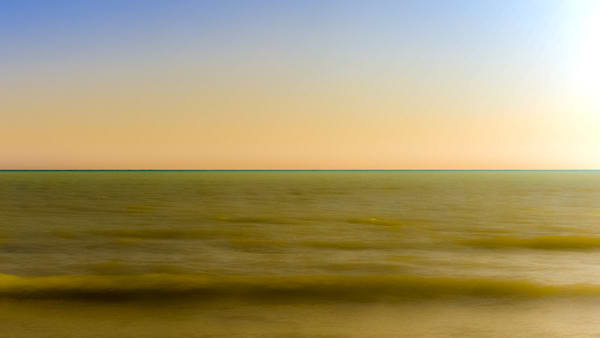Aqua Horizon Photography Art | Ted Glasoe, Artist